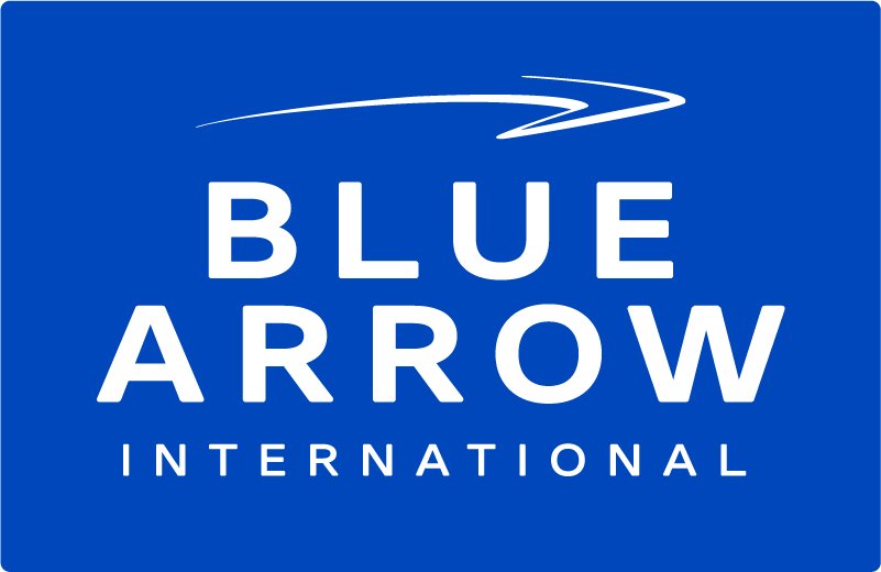 logo Blue Arrow